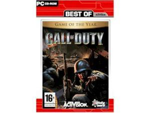 CALL OF DUTY GAME OF THE YEAR