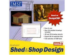 INSTANT SHED AND SHOP DESIGN