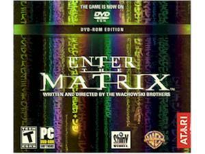 ENTER THE MATRIX (DVD-ROM)