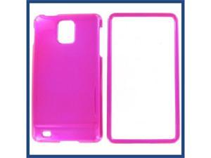 Samsung i997 (Infuse 4G) Hot Pink Protective Case