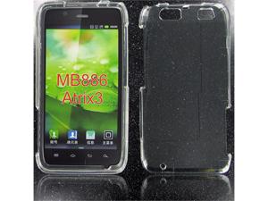 Motorola MB886 (Atrix HD/ Dinara) T-Clear Protective Case