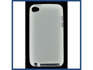 Apple iPod Touch 4 Crystal Clear White Skin Case