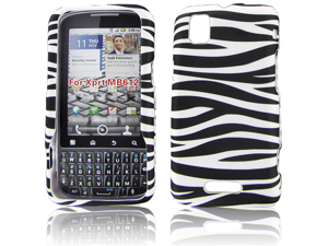 Motorola MB612 (XPRT) Zebra Protective Case