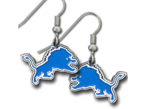 Detriot Lions Earring - D