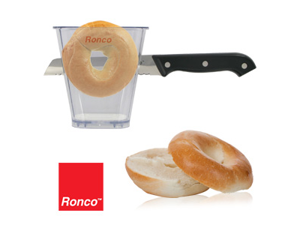 Ronco Bagel Cutter - Knife Included