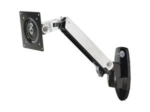"LEVEL MOUNT LVMDC37DJ 10""?7"" DUAL-ARM, FULL-MOTION PLUS FLAT PANEL MOUNT"