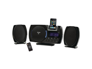 JENSEN JIMS-260I IPHONE/IPOD OCKING DIGITAL MUSIC SYSTEM