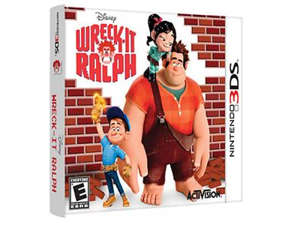 Wreck It Ralph 3DS