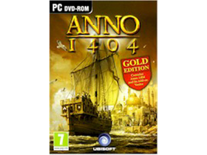 ANNO 1404 GOLD EDITION