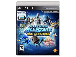 PS3 All-Stars Battle Royale