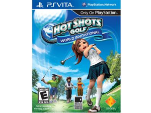 Hot Shots Golf World Inv. Vita