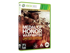 Medal of Honor Warfighter X360