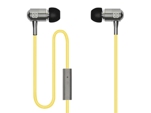 f8 earbuds - Yellow