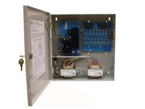 16 OUTPUT CCTV POWER SUPPLY - 6-15VDC @
