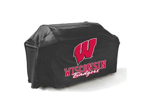 Wisconsin Badgers Grill Cover