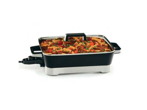 Focus Electrics 72400 Westbend lg oblong skillet