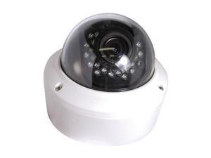 COLOR 1/3CCD D/N VANDAL DOME 700TVL 2.8~12MM OSD DUAL PWR