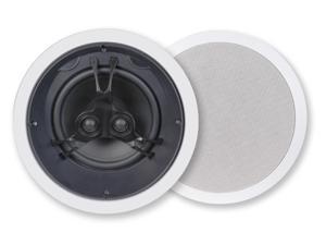 """8"""" Single Point Stereo Ceiling Speaker"""