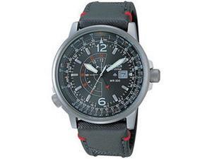 Citizen Nighthawk Promaster Grey Watch BJ7017-09E