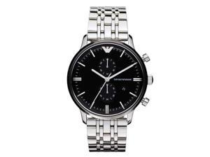 Emporio Armani Stainless Steel Watch AR0389