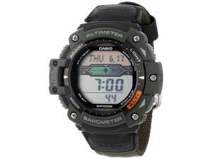 Casio Men's SGW-300HB-3AV Sport Gear Digital Watch