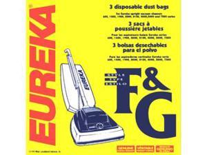 "Eureka Style ""F&G"" Vacuum Bags. Eureka Part #52320A"