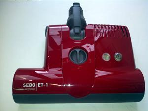 "SEBO 9299AM ET-1 12""Power Heads for use with K3 (red)"