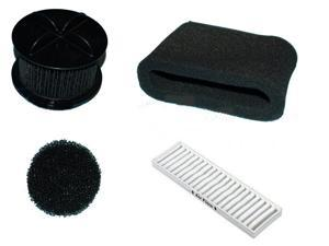 Bissell Style 9 Filter Kit For Bagless Upright Filters, Part Number 203-2116.