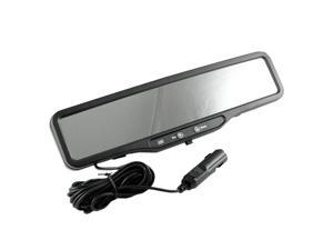 Car Dash Rear View Mirror DVR Recorder HD 720P with G Sensor + 4G SD Card