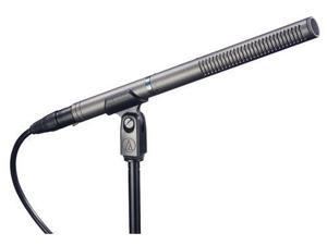 Audio Technica AT897 Shotgun Microphone (11In) Shotgun Mic
