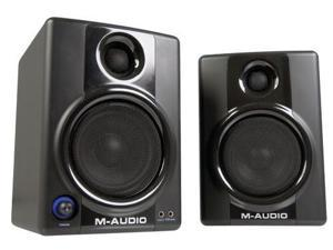 M-Audio AV-40 Studio Reference Monitors 40W (Pair) Active / Powered Studio Monitor