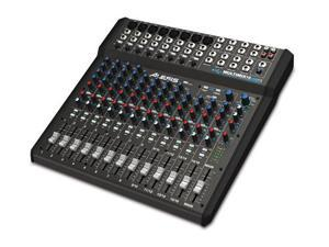 Alesis MULTIMIX-16-USB-FX 16 Ch Mixer W/ USB & FX PA or Recording Mixer with Computer IO