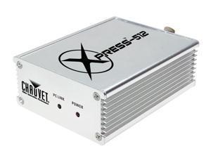Chauvet Show Xpress 512 DMX Software Computer Software Lighting Controller