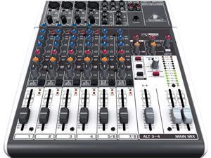 Behringer 1204USB Xenyx 12 Ch USB PA & Rec Mixer PA or Recording Mixer with Computer IO