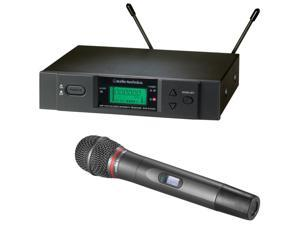 Audio Technica 3141B 3000 Handheld Wireless Mic UHF Handheld Wireless Mic System