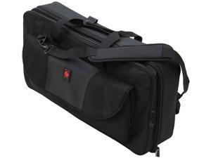 Odyssey BRLDIGITAL2XL Road Bag For NS6 DDJ (T1 S1) Single DJ Mixer Case