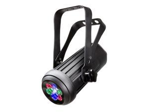 Chauvet Color Dash Accent DMX LED Wash Light LED Stage Color Changer & Color Wash