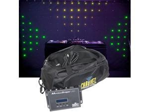 Chauvet Motion Drape LED 2 x 3 Meter Backdrop LED Effect Light