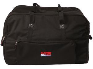 Gator GPA715 Rolling Speaker Bag For 15In Speakers