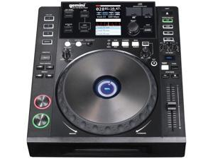 Gemini CDJ-700 Table Top Multi Media Player Table Top DJ Media Player