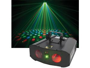 American DJ GalaxianGem LED and Laser Effect - New