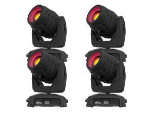 Chauvet DJ Intimidator Spot 355 IRC LED Moving Head Light 4-Pack
