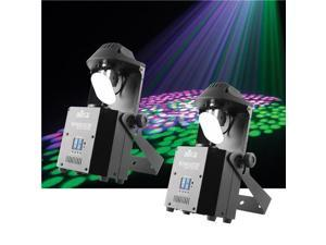 Chauvet DJ Intimidator Scan 305 IRC LED Light 2-Pack