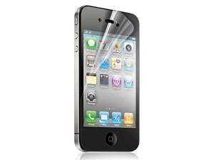 Loctek High Quality Clear Screen Guard Protector Plastic Cover iPhone 4