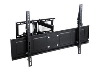 Homemounts HM006A Low Profile Steel Articulating LCD LED Wall Mount Bracket For 42''-65'' TVs