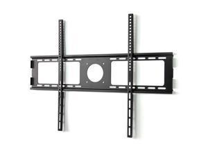 Homemounts HM002F Black Fixed 36''-65'' LED LCD TV Wall Mount Bracket