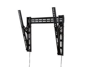 HomeMounts HM101T Low Profile Angle-Free Tilt 32''-47'' LCD LED TV Wall Mount Bracket (Black)
