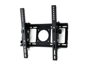 HomeMounts HM001T 23''- 47'' LED LCD Flat Panel TV Wall Mount Bracket with Tilt (Black)