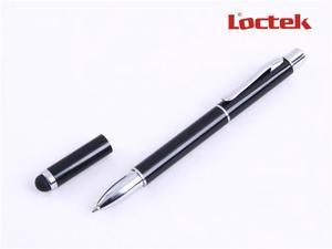 LOCTEK Stylish Three in One Stylus Pen with Ball Pen Laser