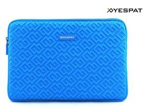 YESPAT BY003 Blue Neoprene Sleeve Carrying Case Bag for Macbook Pro/Air 13.3'' Laptop/Netbook Water Proof
